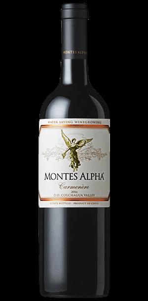 Vinho Tinto Montes Alpha Carmenère 750ml