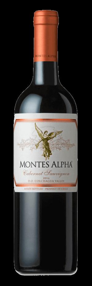 Vinho Tinto Montes Alpha Cabernet Sauvignon 750ml