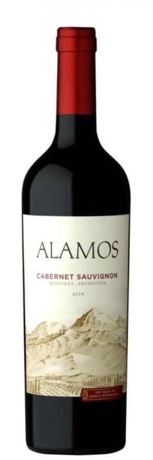 Vinho Tinto Alamos Cabernet Sauvignon Catena Zapata 750ml