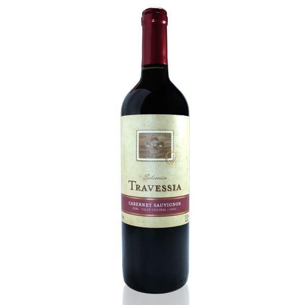 Vinho Travessia Cabernet Sauvignon 750 ml