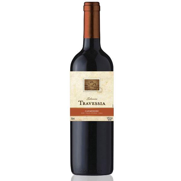 Vinho Travessia Carmenere 750 ml
