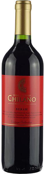 Vinho Chilano Syrah Tinto 750ml