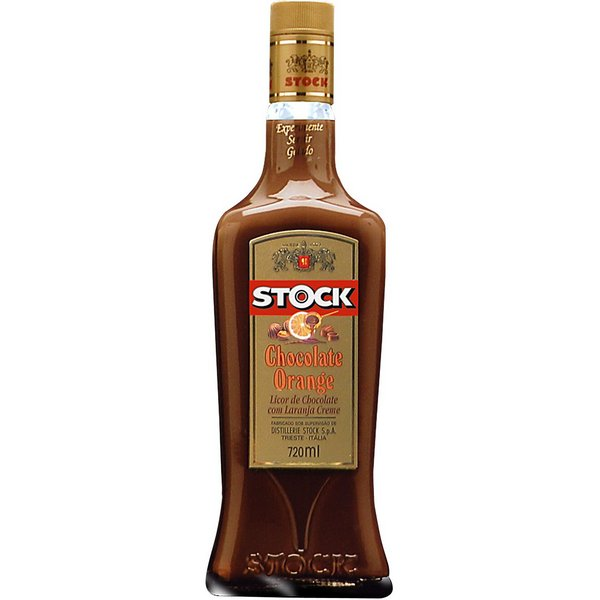 Licor Stock Chocolate Orange 720ml
