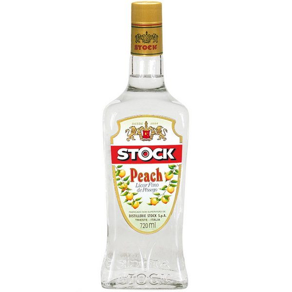 Licor Stock Peach 720ml
