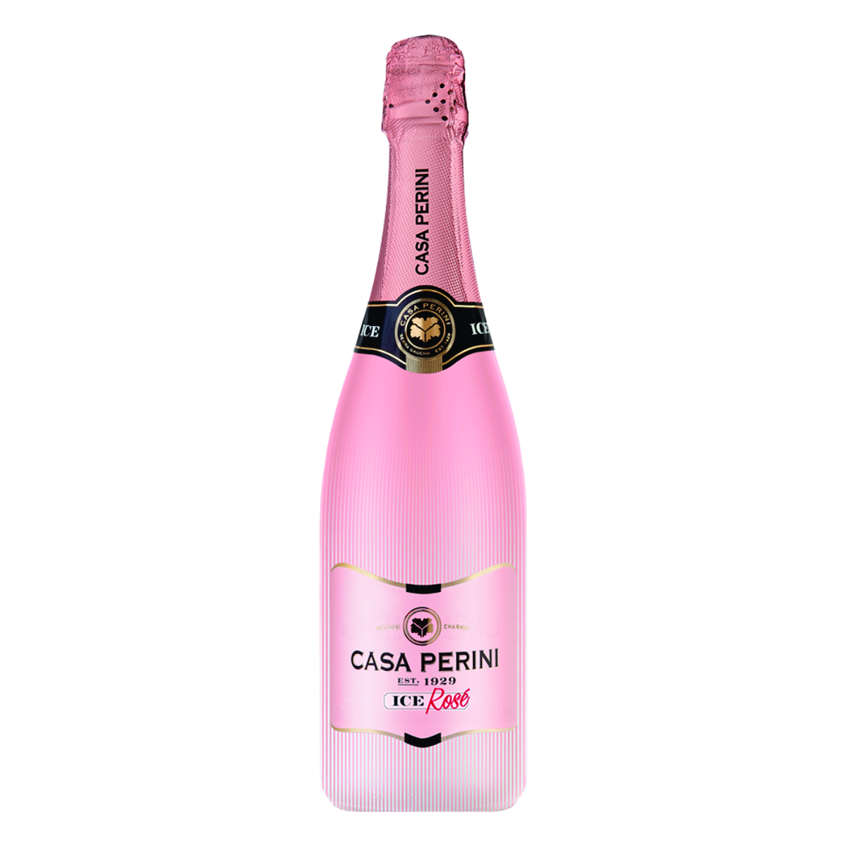 ESPUMENTE ICE ROSE CASA PERINI 750 ML