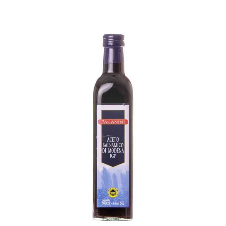 Vinagre Aceto Balsâmico Paganini 500ml
