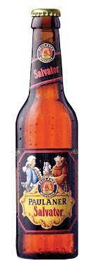 Cerveja Paulaner Salvator Long Neck 330 ml