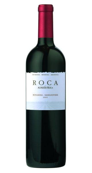 Vinho Argentino Alfredo Roca Bonarda e Sangiovese 750ml
