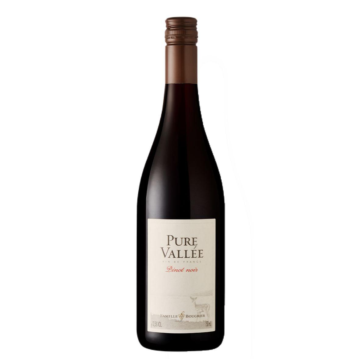 Vinho Famille Bougrier Pure Vallée Pinot Noir 750ml