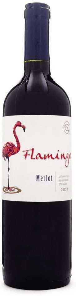 Vinho Tinto Flamingo Merlot 750 ML