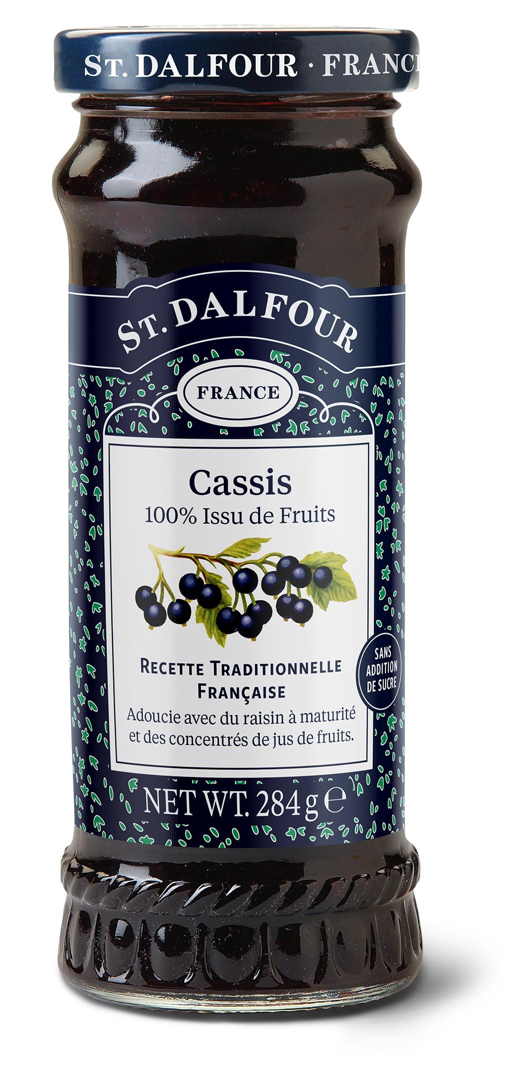 Geleia Francesa St. Dalfour Cassis 284g