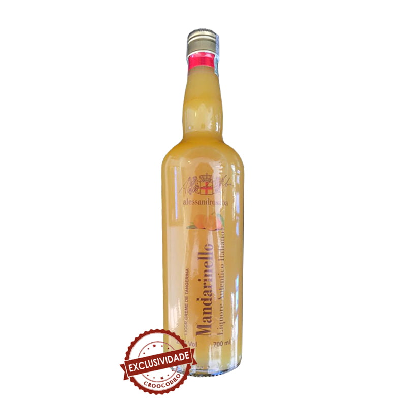 Licor Mandarinello AlessandroSaba 700ml