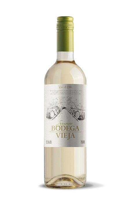 Vinho Bodega Vieja Branco Suave 750ml