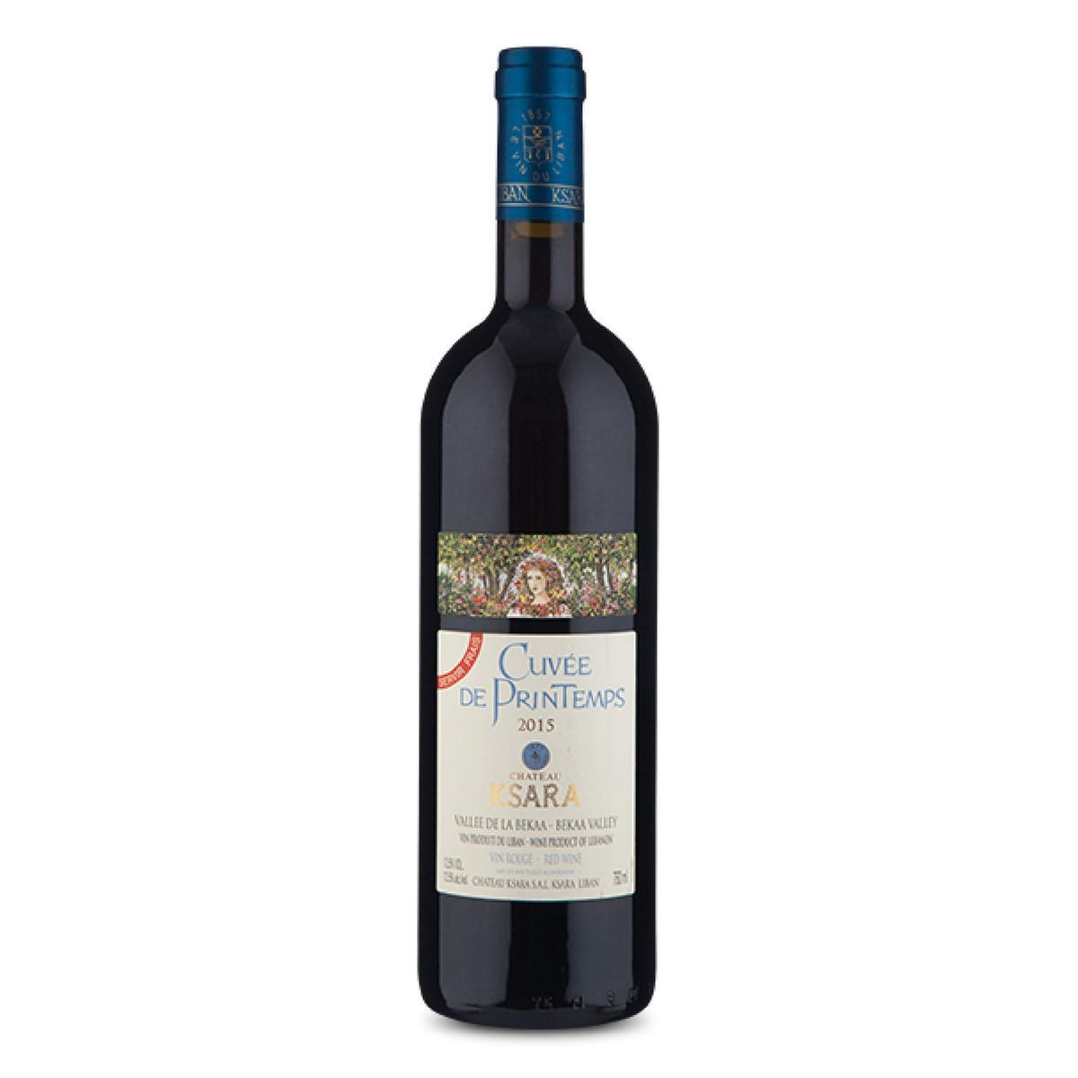 Vinho Chateau Ksara Cuvee de Printemps 750ml