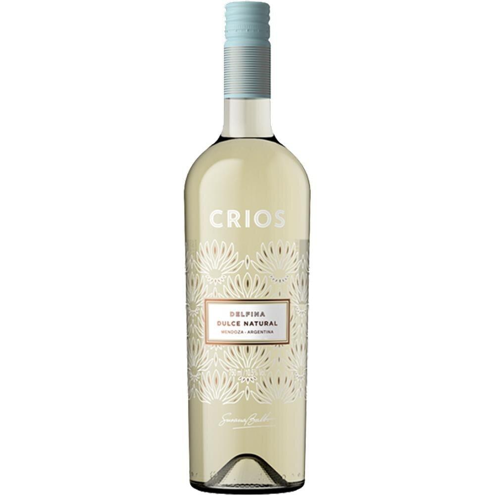 Vinho Crios Dulce Naural Branco 750ml