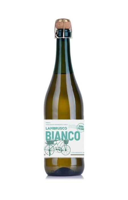 Vinho Frisante Lambrusco Sogno Italiano Bianco 750ml