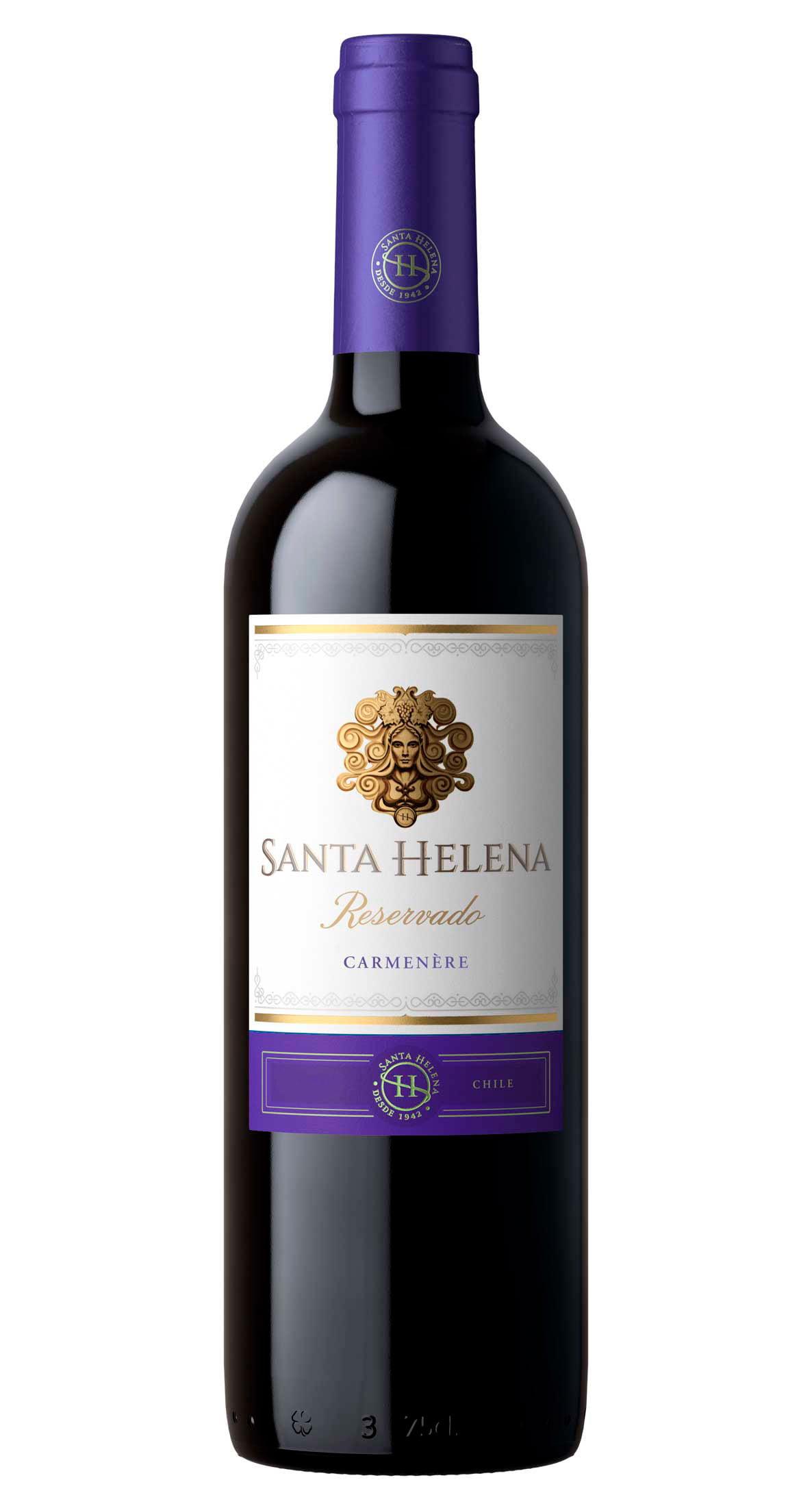 Vinho Santa Helena Reservado Carmenere 750ml