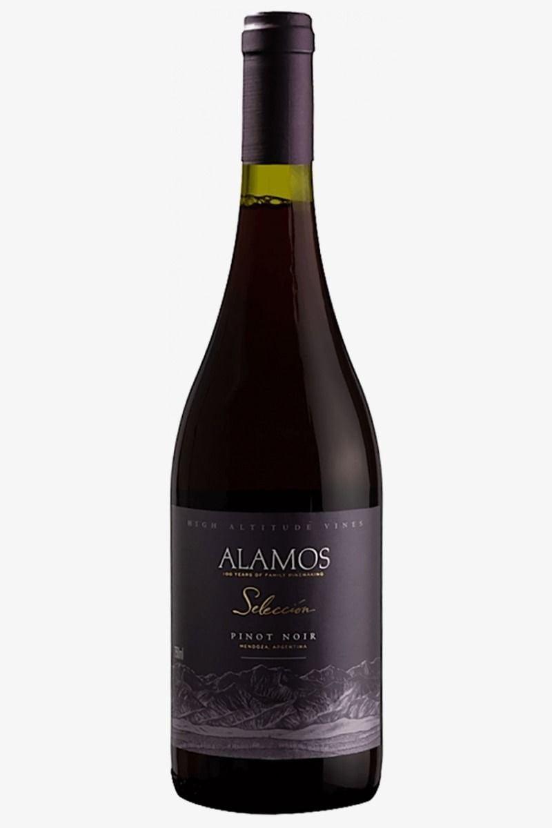 Vinho Tinto Alamos Seleccion Pinot Noir Catena Zapata 750ml
