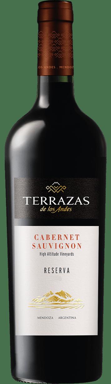 Vinho Tinto Terrazas de Los Andes Reserva Cabernet Sauvignon 750ml