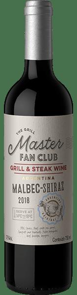 Vinho Tinto The Grill Master Fan Club 750ml