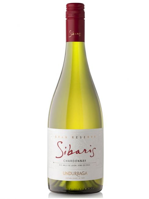 Vinho Undurraga Sibaris Gran Reserva Chardonnay 750ml
