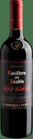 Vinho Casillero Del Diablo Dark Red 750ml