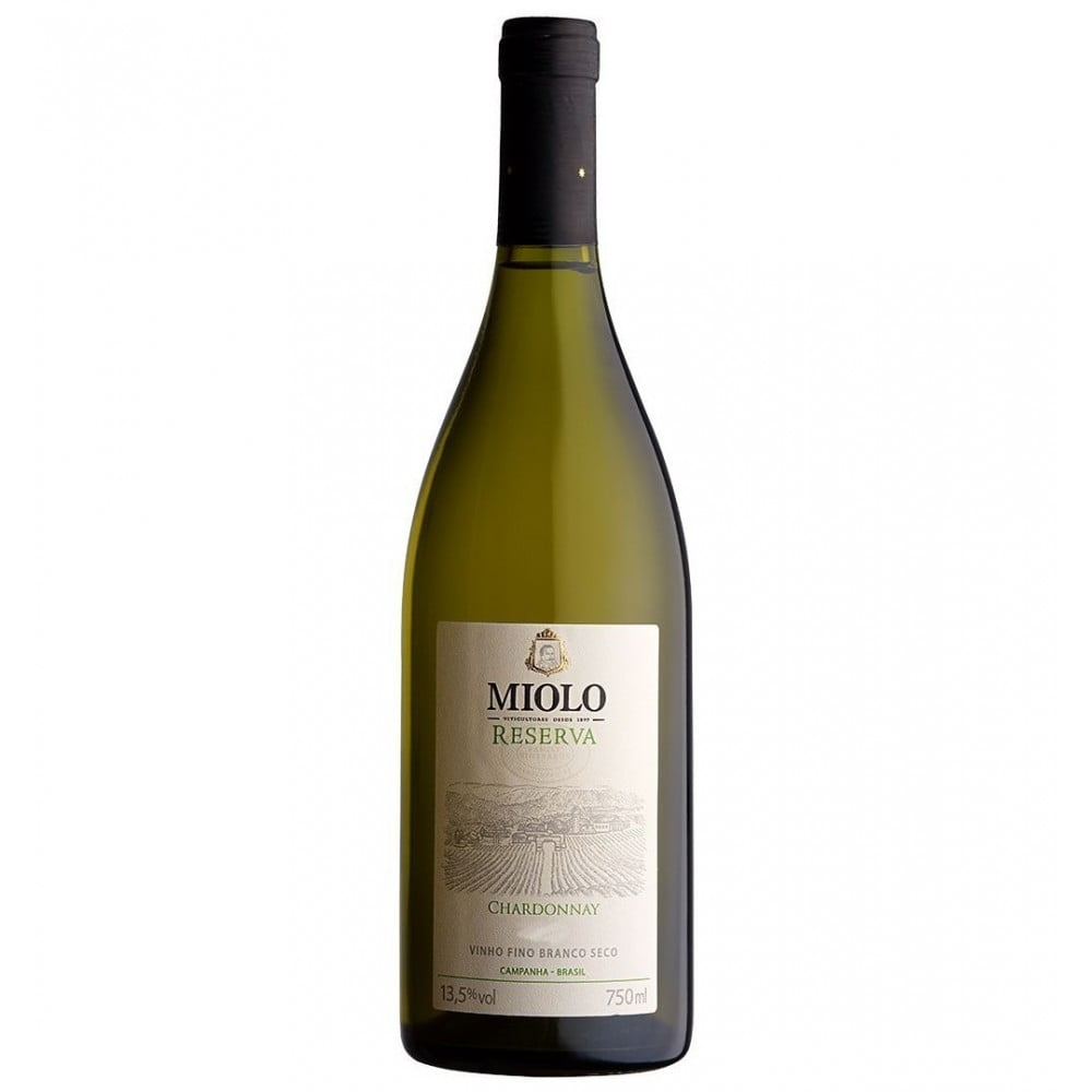 Vinho Branco Miolo Reserva Chardonnay 750ml