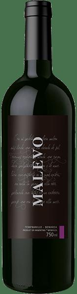 Vinho Tinto Malevo Tempranillo Bonarda 750ml