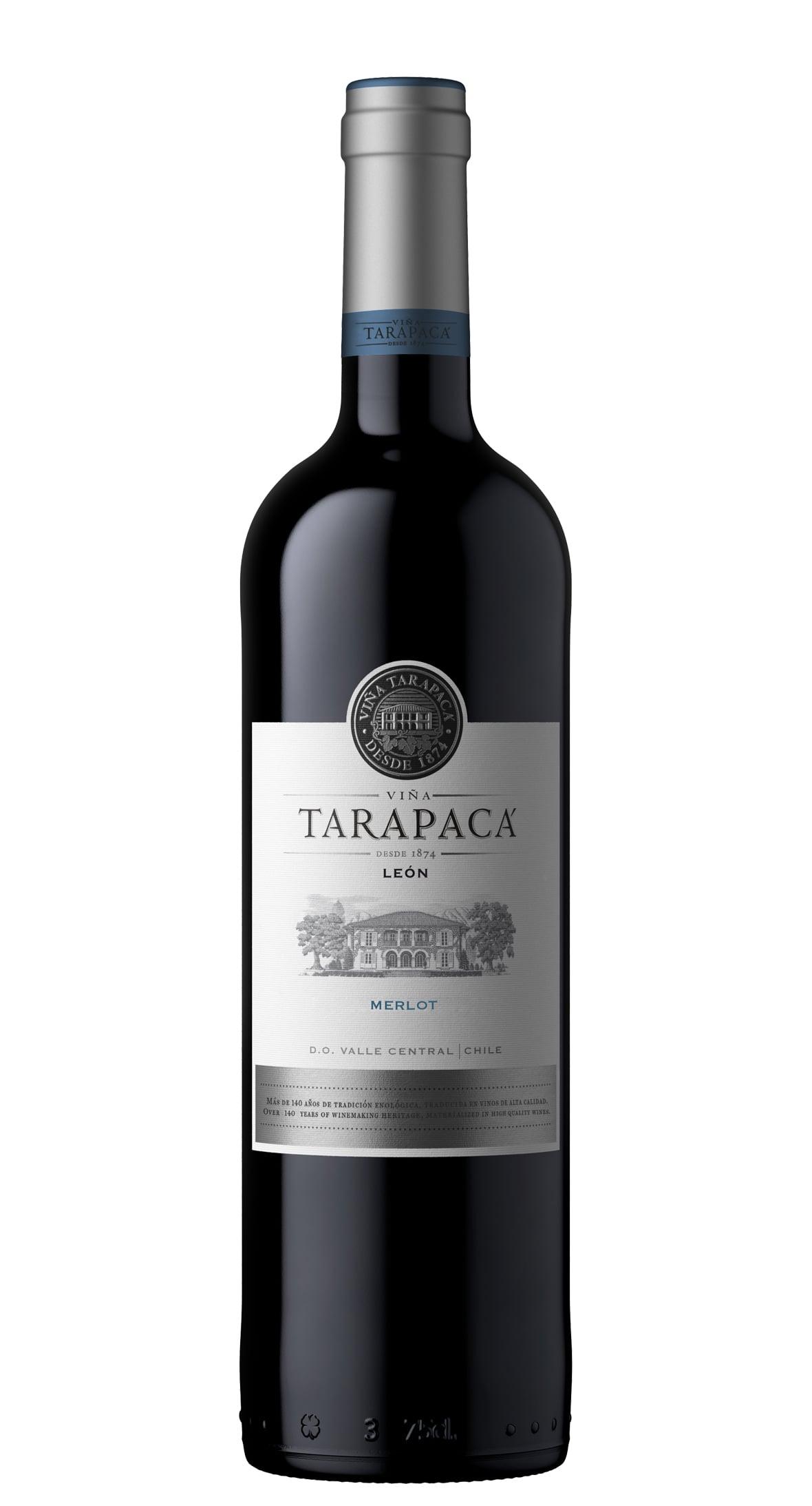 Vinho Tarapaca Leon Merlot 2018 750ml