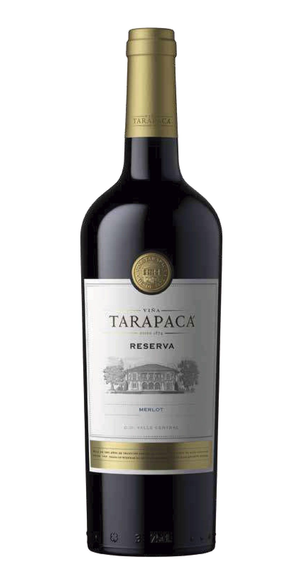 Vinho Tarapacá Reserva Merlot 750ml