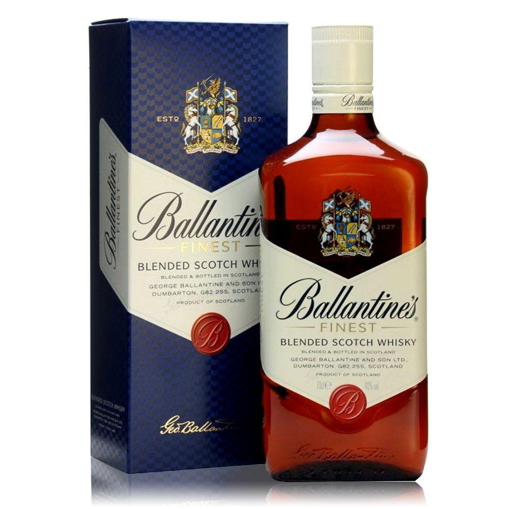Whisky Ballantines Finest 8 anos 750ml