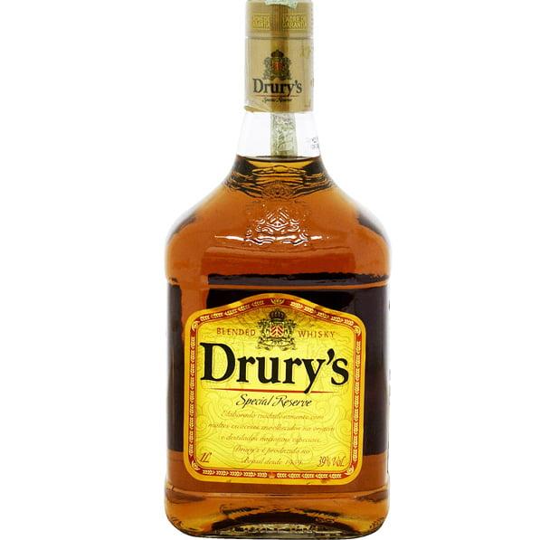 Whisky Drury's Special reserve 1 Litro