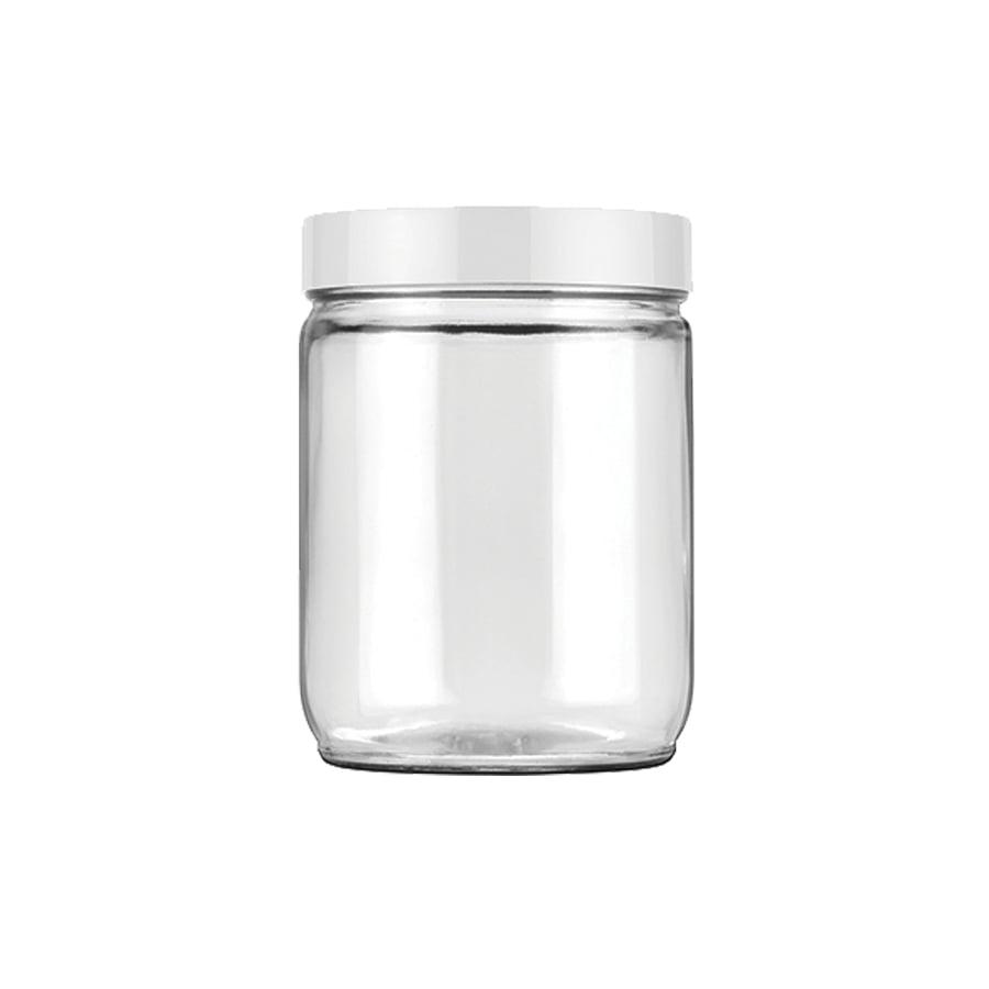 Pote Liso 0,75L Invicta Mix - Branco