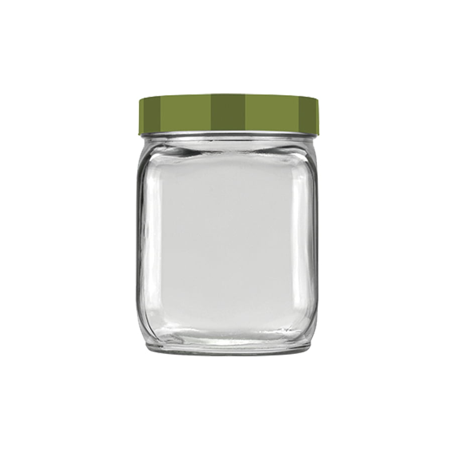 Pote Liso 0,75L Invicta Mix Incess - Verde Pepper
