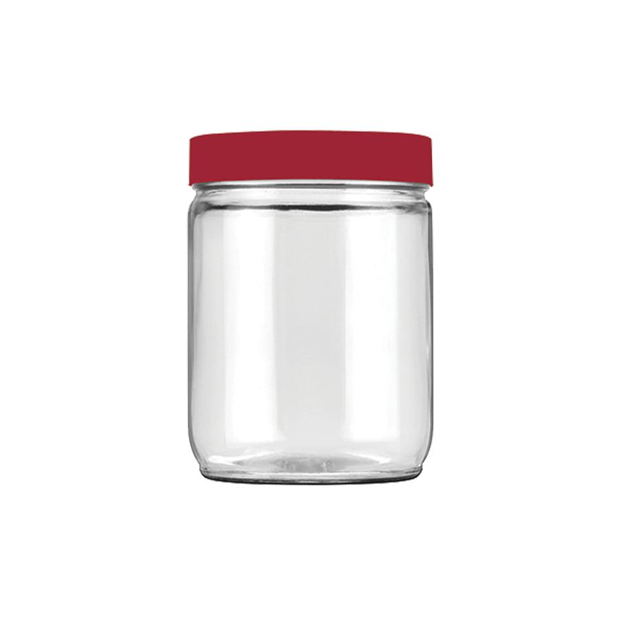 Pote Liso 0,75L Invicta Mix - Vermelho Velvet