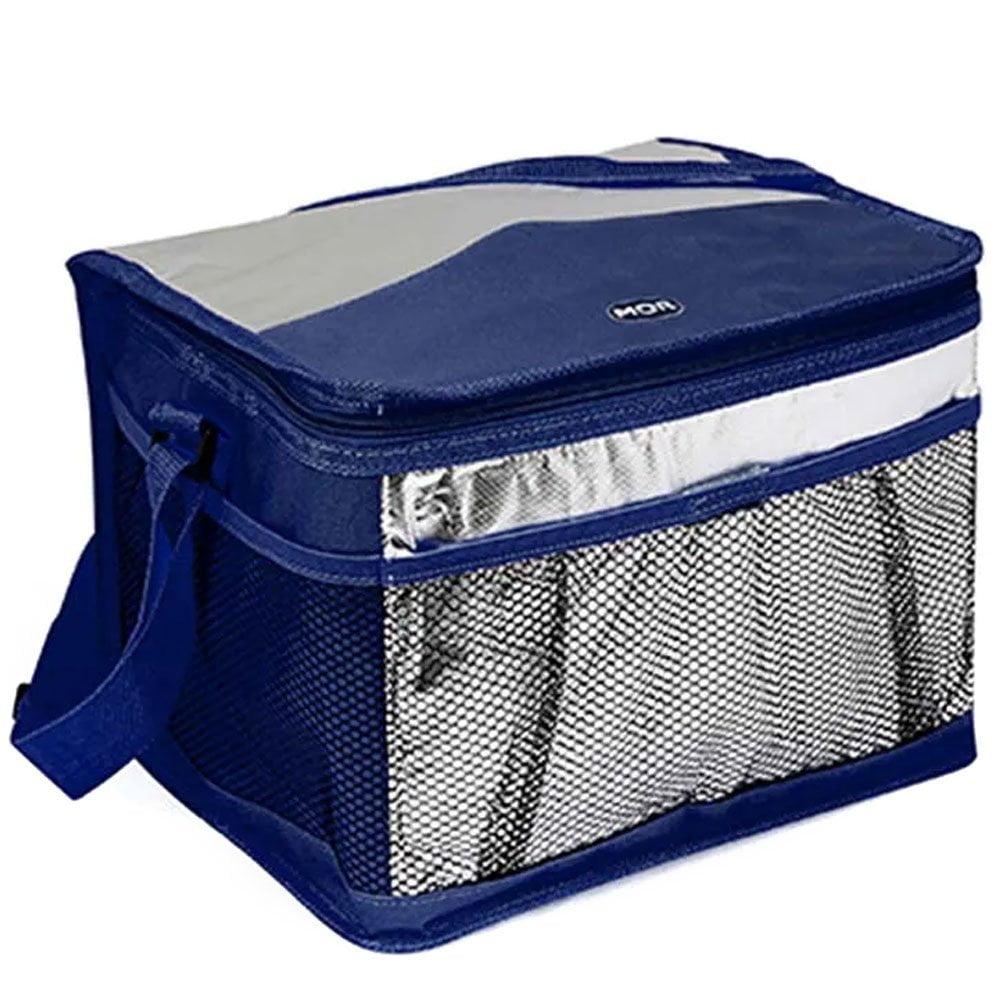 Bolsa Termica Mor 15 Litros - Azul Marinho