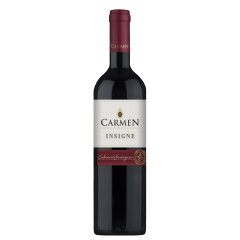 Vinho Tinto Carmen Insigne Cabernet Sauvignon 750ml