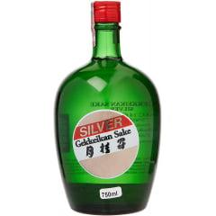 Saquê Gekkeikan Sake Silver 750ml