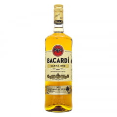 Rum Bacardi Carta Oro 980ml