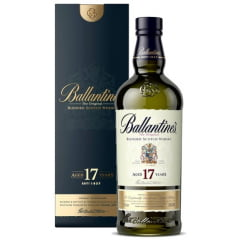 Whisky Ballantines Blended Scotch 17 Anos 750ml