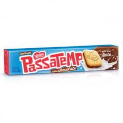 Biscoito Recheado Nestle Passatempo Chocolate Caixa 70un 130g