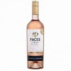 Vinho Lidio Carraro Faces Do Brasil Rose Pinot Noir 2020 750ml