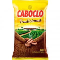 Café Caboclo Tradicional Almofada 500g