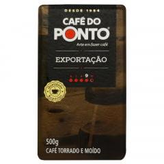 Café do Ponto Exportação Vácuo 500g