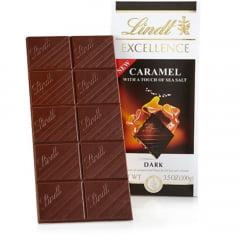 Chocolate Lindt Excellence Caramel & Sea Salt (Dark) 100g