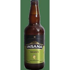 Cerveja Insana Weizen 500ml