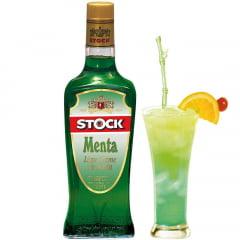 Licor Stock Creme de Menta 720ml
