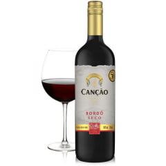 Vinho Cancao Bordo Seco 750 ml