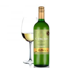 Vinho Cancao Branco Suave 750ml