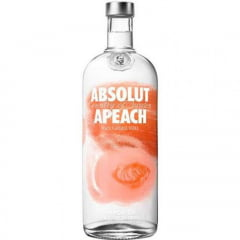 Vodka Absolut Apeach 750ml